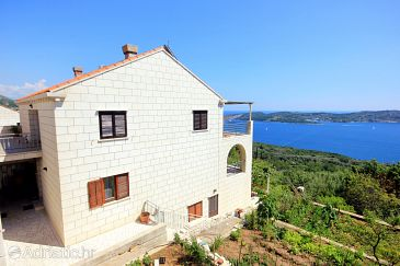 Property Orašac (Dubrovnik) - Accommodation 2119 - Apartments with pebble beach.