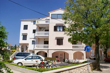 Property Novalja (Pag) - Accommodation 212 - Apartments with pebble beach.