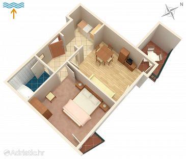 Apartment A-213-d - Apartments Novalja (Pag) - 213
