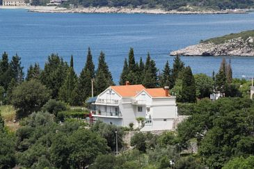 Property Plat (Dubrovnik) - Accommodation 2136 - Apartments near sea with pebble beach.