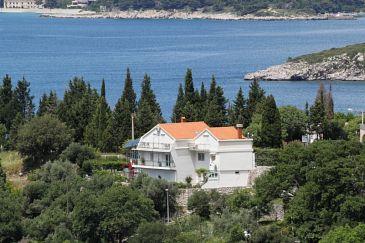 Plat, Dubrovnik, Property 2136 - Apartments blizu mora with pebble beach.