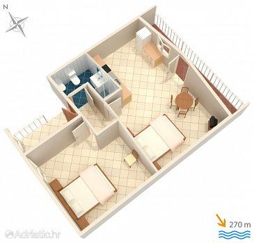 Apartment A-215-c - Apartments Novalja (Pag) - 215