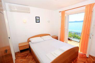 Slađenovići, Bedroom u smještaju tipa room, dostupna klima i WIFI.