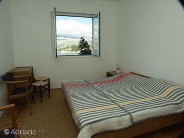 Lopud, Bedroom u smještaju tipa room.