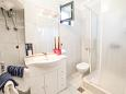 Bathroom - Studio flat AS-2172-a - Apartments Osibova (Brač) - 2172