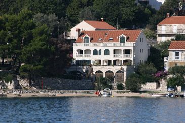 Property Slano (Dubrovnik) - Accommodation 2178 - Apartments and Rooms near sea with pebble beach.