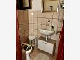 Toilet - House K-2185 - Vacation Rentals Podaca (Makarska) - 2185