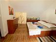 Bedroom 1 - House K-2185 - Vacation Rentals Podaca (Makarska) - 2185