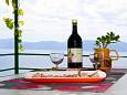 Terrace - view - House K-2185 - Vacation Rentals Podaca (Makarska) - 2185