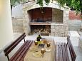 Terrace - Apartment A-2194-a - Apartments Uvala Ljubljeva (Trogir) - 2194