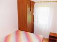 Uvala Ljubljeva, Bedroom 2 u smještaju tipa apartment, dopusteni kucni ljubimci.