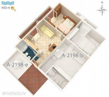 Apartment A-2198-c - Apartments Mali Lošinj (Lošinj) - 2198
