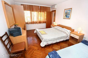 Rovinj, Bedroom u smještaju tipa room, dostupna klima, dopusteni kucni ljubimci i WIFI.