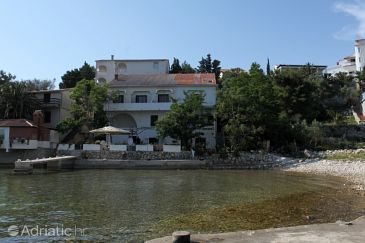 Property Potočnica (Pag) - Accommodation 222 - Apartments near sea with pebble beach.