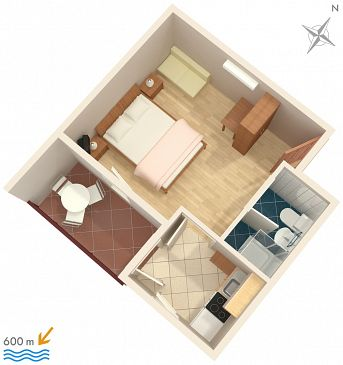 Apartment A-2228-b - Apartments Premantura (Medulin) - 2228