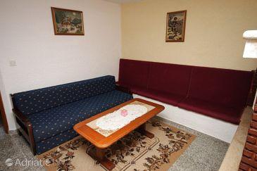 Vrsar, Living room u smještaju tipa apartment.