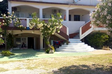 Property Povljana (Pag) - Accommodation 227 - Apartments with sandy beach.