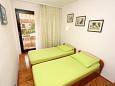 Rovinj, Bedroom 3 u smještaju tipa apartment, WIFI.