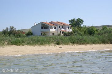 Property Povljana (Pag) - Accommodation 230 - Apartments near sea with sandy beach.