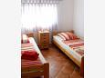 Bedroom 2 - Apartment A-2310-a - Apartments Valbandon (Fažana) - 2310