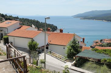 Property Rabac (Labin) - Accommodation 2340 - Apartments with pebble beach.