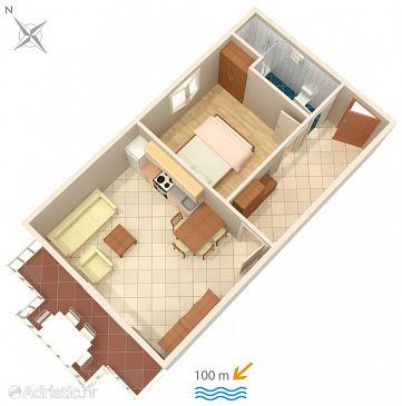 Apartment A-2360-a - Apartments Crikvenica (Crikvenica) - 2360