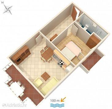 Apartment A-2360-b - Apartments Crikvenica (Crikvenica) - 2360