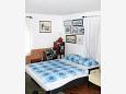 Bedroom - Studio flat AS-2382-b - Apartments Novi Vinodolski (Novi Vinodolski) - 2382