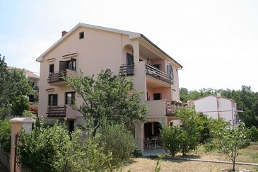 Property Jadranovo (Crikvenica) - Accommodation 2402 - Apartments near sea.