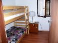 Bedroom 2 - Apartment A-241-a - Apartments Zubovići (Pag) - 241