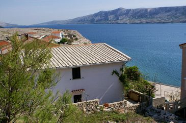 Property Zubovići (Pag) - Accommodation 241 - Apartments near sea.