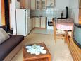 Living room - Apartment A-2417-b - Apartments Novi Vinodolski (Novi Vinodolski) - 2417