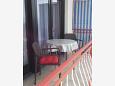 Balcony - Apartment A-2419-a - Apartments Novi Vinodolski (Novi Vinodolski) - 2419