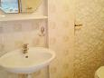 Bathroom - Studio flat AS-2419-b - Apartments Novi Vinodolski (Novi Vinodolski) - 2419