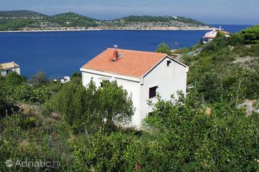 Property Vis (Vis) - Accommodation 2427 - Apartments near sea with pebble beach.