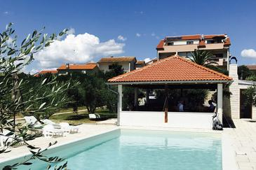 Property Povljana (Pag) - Accommodation 244 - Apartments with sandy beach.