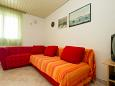 Living room - Apartment A-2461-a - Apartments Milna (Vis) - 2461