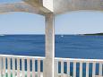 Terrace - view - Apartment A-2461-a - Apartments Milna (Vis) - 2461