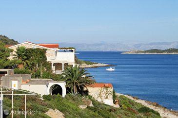 Property Milna (Vis) - Accommodation 2461 - Apartments near sea with rocky beach.