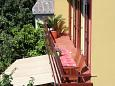 Balcony 1 - Apartment A-2484-a - Apartments Mali Lošinj (Lošinj) - 2484