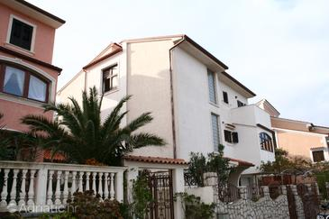 Property Mali Lošinj (Lošinj) - Accommodation 2488 - Apartments near sea with pebble beach.
