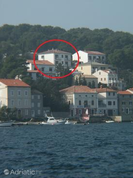 Mali Lošinj, Lošinj, Property 2499 - Apartments and Rooms blizu mora with pebble beach.