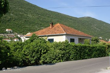 Property Trpanj (Pelješac) - Accommodation 250 - Apartments and Rooms near sea with pebble beach.