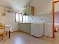 Nerezine, Kitchen u smještaju tipa apartment, dopusteni kucni ljubimci i WIFI.