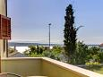 Balcony - view - Room S-2506-b - Apartments and Rooms Nerezine (Lošinj) - 2506