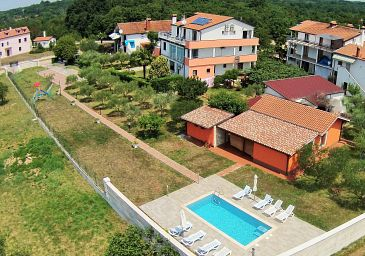 Property Babići (Umag) - Accommodation 2531 - Apartments in Croatia.