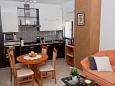 Dining room - Apartment A-2536-c - Apartments Novigrad (Novigrad) - 2536