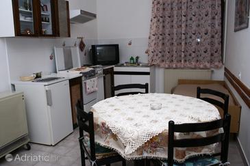 Umag, Dining room u smještaju tipa apartment, dopusteni kucni ljubimci.