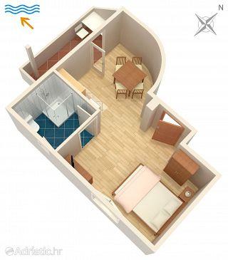 Studio flat AS-2548-a - Apartments Umag (Umag) - 2548