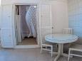 Taras - Apartament A-2570-b - Apartamenty Slatine (Čiovo) - 2570